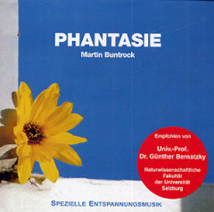 Martin Buntrock CD - Phantasie